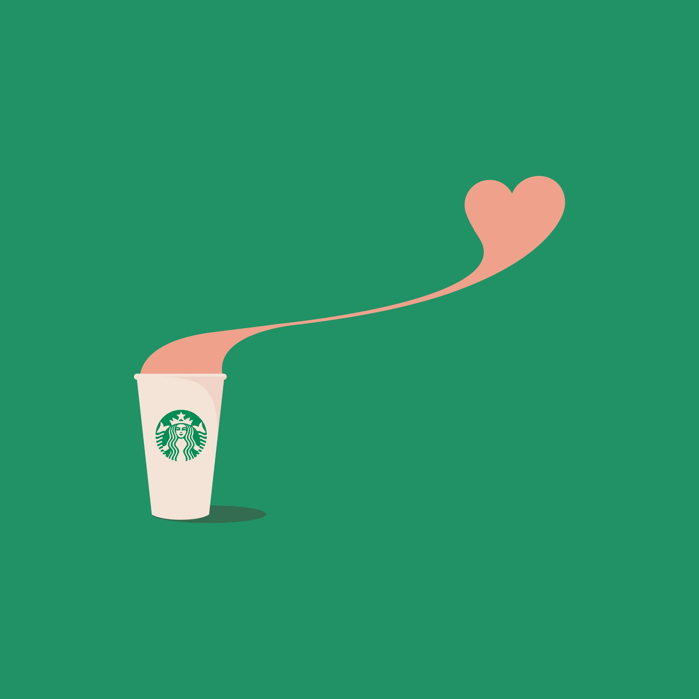 Starbucks; Project HOPE.